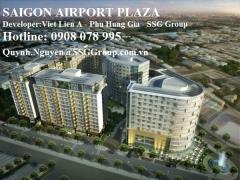Cần tiền bán gấp căn hộ saigon airport plaza view đẹp