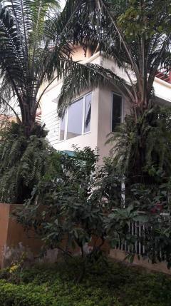Bán biệt thự khu đô thị việt hưng,vườn cọ palm dt223m2 x 3t