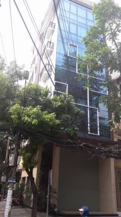 Bán nhà mặt phố hoàng cầu-yên lãng,xây 9 tầng có kiến trú
