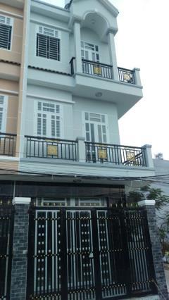 Bán nhà sổ hồng 02 mặt tiền đường 12m ngay bệnh viện nhà bè.