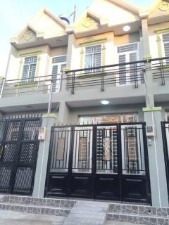 Nhà bán đúc dtsd 80m2 đường lê văn lương- sổ hồng 2016 .