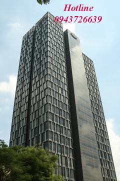 Cho thuê văn phòng hạng a tòa nhà vinaconex 34 láng hạ