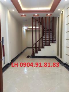 Bán nhà triều khúc, giá rẻ, 50m2, 4 tầng -2,68 tỷ,2 mặt ngõ,