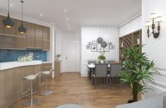 Ecocity việt hưng giá từ 1,5tỷ/căn, gồm nội thất cao cấp