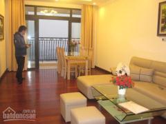 Cho thuê chung cư vimeco hoàng minh giám, dt 132 m2, đủ đồ