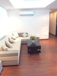 Cho thuê chung cư vimeco, dt 133 m2, tầng 12 đủ đồ