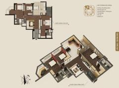 Cho thuê căn hộ star tower 144m2, 3p. ngủ full đồ giá rẻ