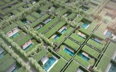 Biệt thự nghỉ dưỡng phú quốc 4,5ty/villa 180m, tt40 thang