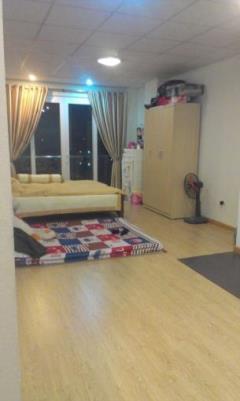 Cho thuê phòng chung cư mini cao cấp 45m2, p.khách p.ngủ .