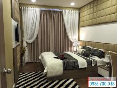 Cho thuê căn hộ icon 56 bến vân đồn 1 phòng ngủ quận 4