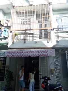 Nhà bán 2 tầng, đường lê văn lương, nhà bè, 70m2