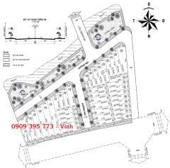 Bán đất vườn lài giá 16 tr/m2, p.an phú đông, q12. đường nhự