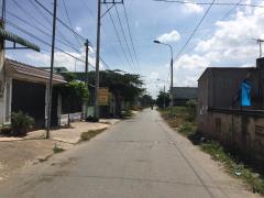 Bán đất mặt tiền khu phố  3 phường trảng  dài
