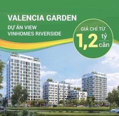 Quà tặng 30 triệu khi mua valencia garden long biên