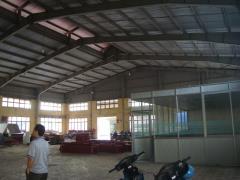 Cho thuê kho xưởng sản xuất 500m2 ở thanh trì