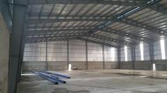 Kho xưởng 630m2 cho thuê tại kcn lai xá, hà nội