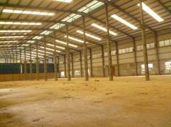 Kho xưởng cho thuê diện tích từ 1000m2 đến 11000m2 tại kcn t