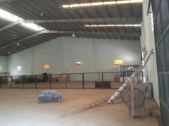 Nhà xưởng mới 100% cho thuê tại đại lộ thăng long, hà nội