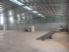 Kcn thạch thất - quốc oai, hà nội cho thuê nhà xưởng 4700m2