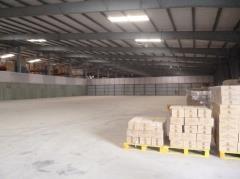 Kho xưởng 7000m2 cho thuê tại kcn thạch thất - quốc oai
