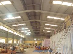 Kho xưởng cho thuê tại ccn liên phương, hà nội, dt 1500m2