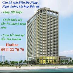 Mở bán căn hộ luxury apartment biển đà nẵng