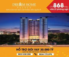 Chỉ 195tr sở hữu căn hộ dream palace cùng bidv