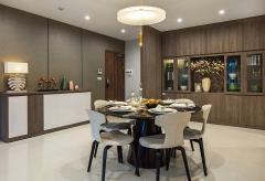 Sở hữu căn hộ cao cấp sinh thái chỉ 960 triệu q10