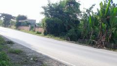 Cần bán đất mặt đường xã phú mãn dt 1400m