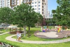 Mở bán căn hộ park vista quận 7 giá 1.5 tỷ thiết kế tinh tế
