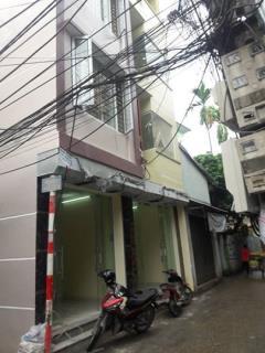 Bán nhà phố yên phúc- văn quán, 46m2x4t, lô góc đường chính