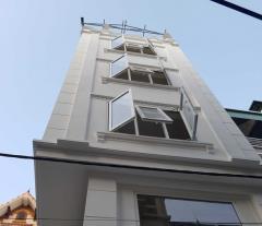 Bán nhà 2 mặt thoáng 38m2*4pn phố vạn phúc (2.5 tỷ*4 tầng)