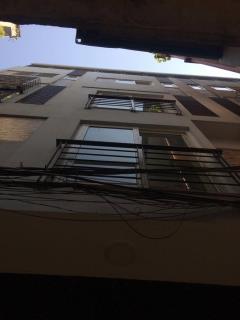 Bán nhà (4 tầng * 4 pn) ô tô cách 1 nhà, cuối đường n