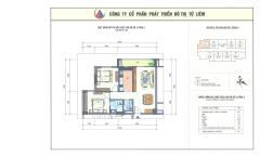 Chính chủ cần bán ch 67,7 m2 chung cư n04b1 dịch vọng