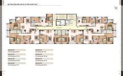 Bán căn hộ chung cư n02 yên hòa giá gốc 22 triệu/m2