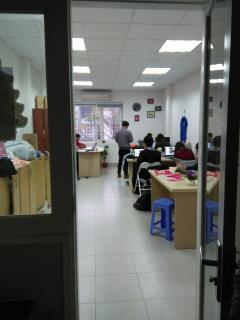 Cho thuê văn phòng thiên hiền mỹ đình, diện tích 40 m2