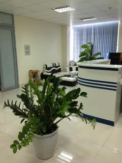 Cho thuê văn phòng cầu giấy, diện tích 70 m2 giá 8 triệu