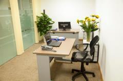Cho thuê chỗ ngồi làm việc, văn phòng ảo, văn phòng trọn gói