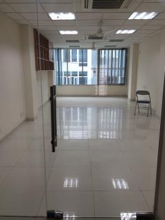 Cho thuê văn phòng đường mỹ đình, diện tích 60 m2/tầng