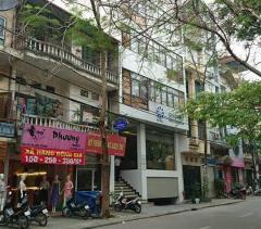 Cho thuê nhà mặt phố trần tử bình, 80 m2 x 4 tầng
