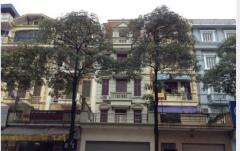 Cho thuê nhà mặt phố trung yên 3, 105 m2 x 5 t