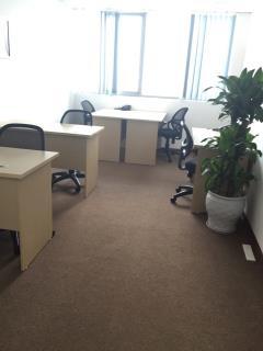 Cho thuê văn phòng chuyên nghiệp , đủ tiện nghi tại duy tân