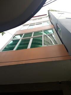 Cho thuê nhà riêng ngõ 110 trung kính, diện tích 40 m2  x 6