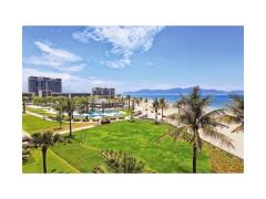Đất xây khách sạn, trục 27m ra bãi tắm dự án green city