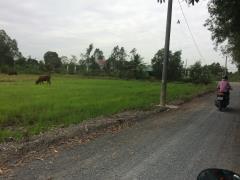 1600m2 đất 2 mặt tiền ngay gần trung tâm hành chính huyện bì