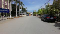 Bán đất ngay trung tâm thể thao thành long 4600m2 chỉ 3tr/m2