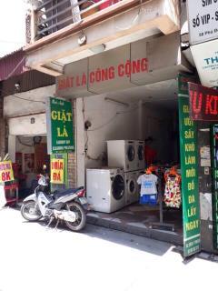 Chuyển nhượng cửa hàng giặt là tại 60 làng bún phú đô ,hà nộ