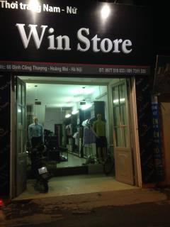 Sang nhượng lại cửa hàng quần thời trang nam nữ 66 định công