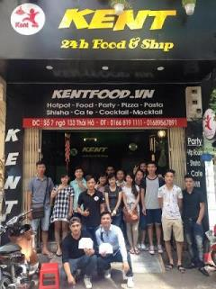 Sang nhượng nhà hàng kent số 7 ngõ 133 thái hà .