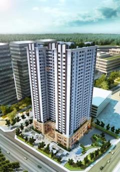 Mở bán chung cư tứ hiệp plaza chỉ từ 1 tỷ/căn full nội thất